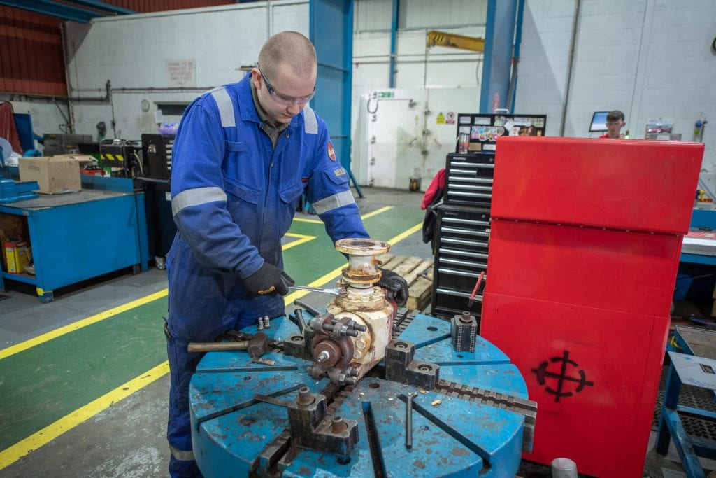 Severn celebrates 21 years in Aberdeen, enhancing the performance of existing offshore platforms has been a priority for North Sea oil and gas operators over the past two decades.